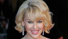 Kylie Minogue has good advice about cancer