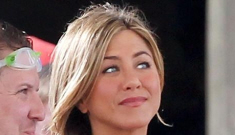 Does Jennifer Aniston have a new Justin Bartha look-alike boyfriend?