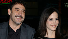 Mary-Louise Parker and Jeffrey Dean Morgan break off engagement