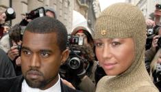 Kanye West & Amber Rose are on a break, Amber is probably boning Reggie Bush