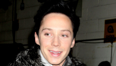 """Johnny Weir: """"Masculinity and femininity are nothing"""""""