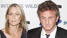 Sean Penn and Robin Wright Penn are back together