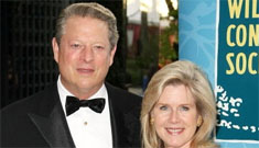 Tipper Gore doesn't believe masseuse's story that Al wanted a happy ending