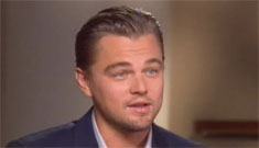 A little Leo DiCaprio for the ladies