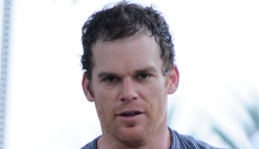 Will Michael C. Hall win the Emmy because he beat cancer?