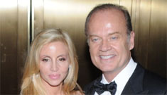 Star: Kelsey Grammer's wife cheated with a 20-something guy