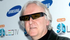 James Cameron is incredibly sexy, will get a $350 million payday from 'Avatar'