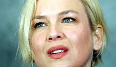 """Renee Zellweger has a professional nose wiper"" links"