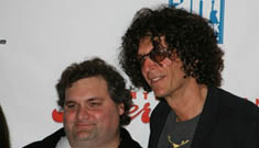 Drama, fistfight on-air at the Howard Stern show (update: audio clip)