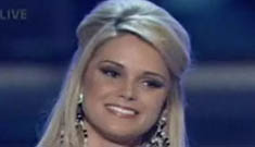 Miss USA contestant says the person she'd most like to help is Britney Spears