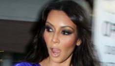 Reggie Bush gets a lap-dance from Amber Rose, Kim Kardashian's revenge failed