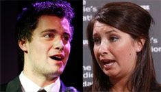 Levi Johnston and Bristol Palin shopping a reality show (update: denied)