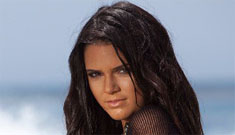 Kim Kardashian brags about her 14 year-old little sister's provocative bikini shoot