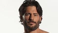 True Blood's Joe Manganiello (Alcide) is shirtless, smokin' hot