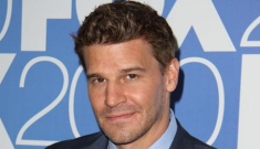David Boreanaz to be sued for sexual harassment by 'actress' repped by Gloria Allred