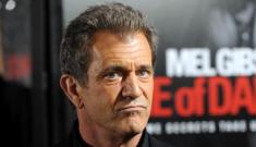 "Mel Gibson rants about ""glum c-nts"" & Oksana's ex Timothy Dalton in new audio"