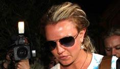 Restraining order against Sam Lutfi extended; Britney hits recording studio & gym