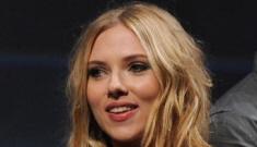 Scarlett Johansson chopped off her hair: adorable or budget Meg Ryan?