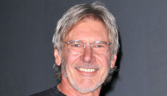 Harrison Ford makes debut appearance at Comic-Con, nerds wet themselves