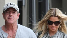 Micheal Lohan sells nude pic of fiance passed out in retaliation for abuse claims