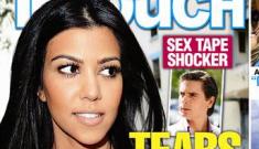 Kourtney Kardashian confronted by Scott Disick's sleaziness, drunken violence