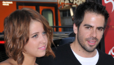 Eli Roth (38) and Peaches Geldof (21) are engaged (update: denied)