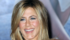Was Jennifer Aniston pleasantly buzzed on the Tonight Show?