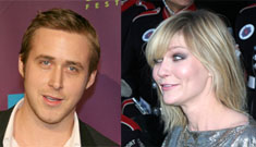 Kirsten Dunst spotted on a date with Ryan Gosling