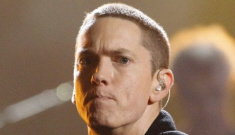 """Eminem talks about dying, and being """"close"""" to Brittany Murphy"""