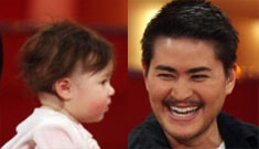 Thomas Beatie, known as the pregnant transgender man, has third child