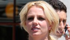 Britney Spears will be releasing a new album in a few weeks