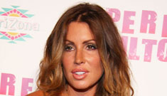 Rachel Uchitel warned by Tiger's people not to talk about him on Celebrity Rehab