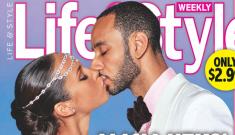 """L&S: Alicia Keys wore a Princess Leia headpiece for her """"dream wedding"""""""