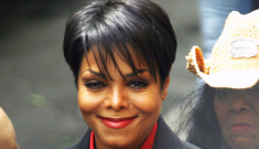 Janet Jackson lost 20 pounds for her new Qatari boy-toy
