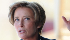 """Emma Thompson: Audrey Hepburn couldn't sing, couldn't act & was """"twee"""""""
