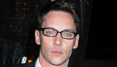 Is Jonathan Rhys Meyers the male version of Lindsay Lohan?