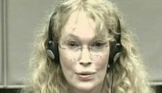 Mia Farrow calls out Naomi Campbell's lies at The Hague
