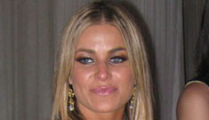 Carmen Electra is engaged – is she pregnant too?
