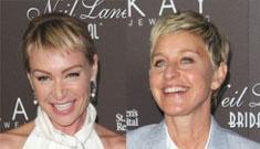 Portia de Rossi files to take Ellen DeGeneres' last name