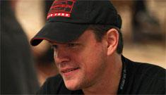 Matt Damon visits Ethiopia, walks the walk of advocacy work