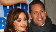 Leah Remini spoils her 4 year old; Rachael Ray tries to intervene