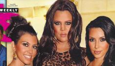 Kardashian Krap: Kim is  single again, Khloe wants Scott Disick to get out