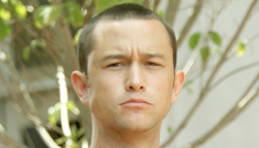 Joseph Gordon Levitt is a hot piece, plus SuperBlaster Quickies Hot Guy Thursday