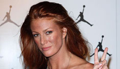 Angie Everhart busted for DUI after split with Joe Pesci