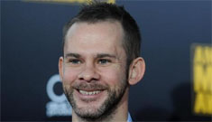 Dominic Monaghan gets a tattoo on L.A. Ink