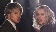 Are Owen Wilson & Rachel McAdams hittin' it in Paris?