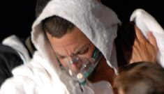 David Blaine to go on Oprah today to attempt to break record for holding breath