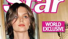 Katie Holmes off to Scientology boot camp