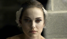 Natalie Portman crazies it up for 'The Black Swan' in the  first trailer