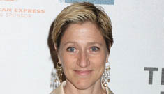 """Edie Falco talks about hiding breast cancer from """"Sopranos"""" co-workers"""